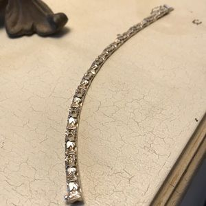 ✨new✨Sterling Silver Nugget bracelet